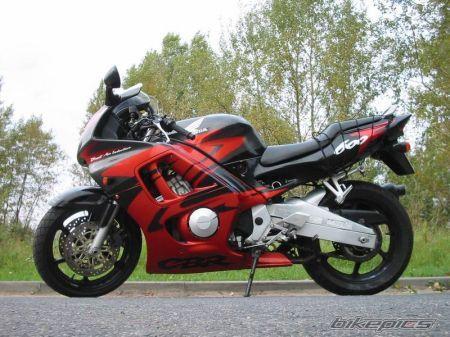 Honda CBR 600 1998