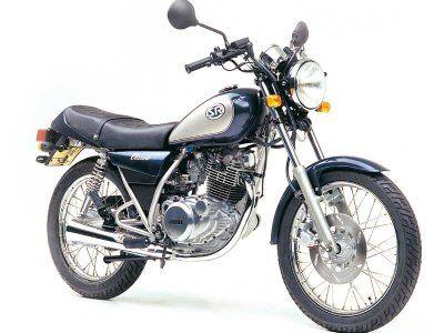Yamaha SR250 Special