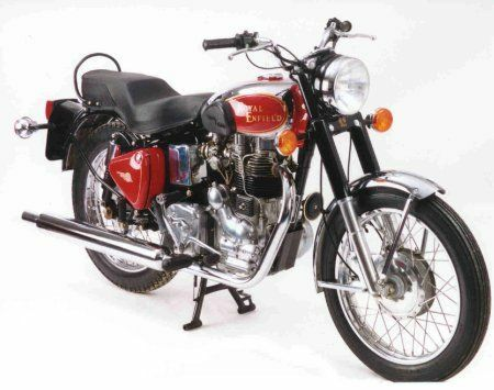 Royal Enfield Bullet Deluxe 500