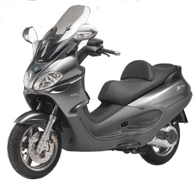 Piaggio X9 Evolution 500 ABS