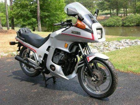 1982 Yamaha XJ 650 Turbo