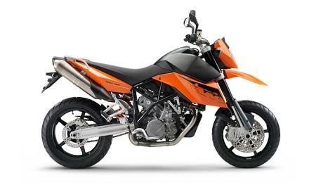 KTM 990 Supermoto 2008