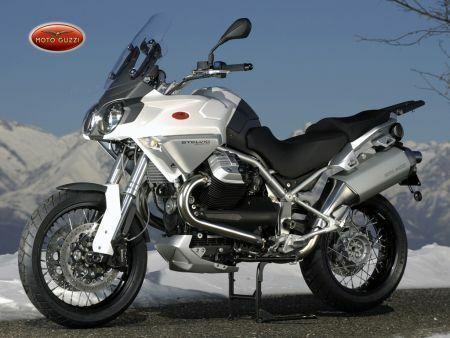 Moto Guzzi Stelvio 1200 4v