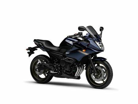 Yamaha Diversion 2009