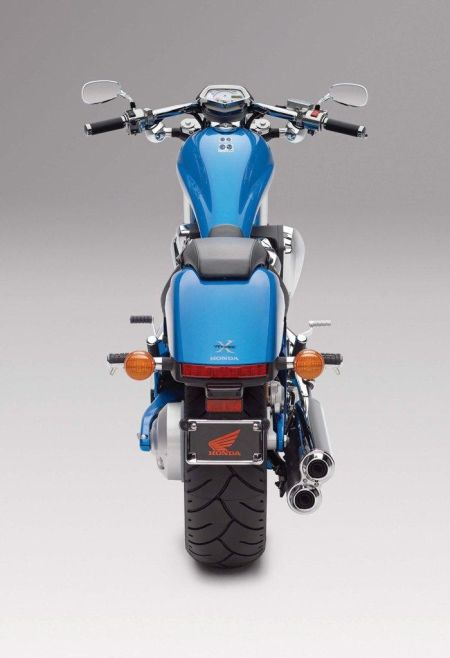 Honda VT1300 CX Fury