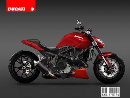 Ducati Vyper... para el 2010