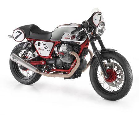 2010 Moto Guzzi V7 Clubman Racer
