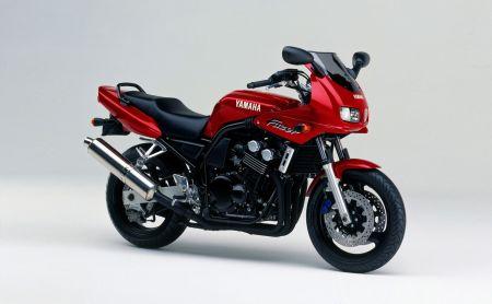 Historia de la Yamaha Fazer 1999