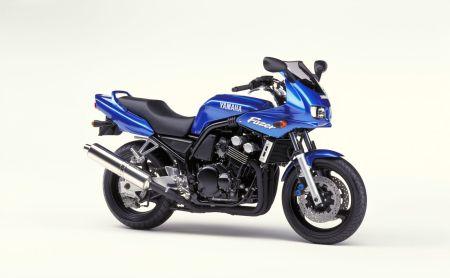 Historia de la Yamaha Fazer 2001