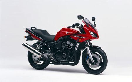 Historia de la Yamaha Fazer 2003