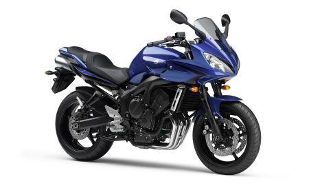 Historia de la Yamaha Fazer FZ6 Fazer/S2 2007