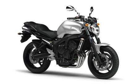 Historia de la Yamaha Fazer FZ6N Fazer/S2 2007
