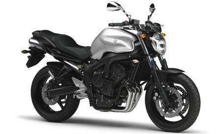 Historia de la Yamaha Fazer FZ6N Fazer/S2 2008