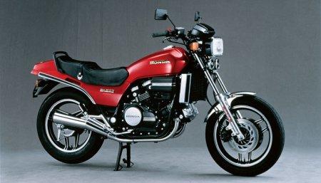 Honda 1982 V45 Sabre