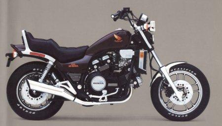 Honda 1983 VF1100 V65 Magna