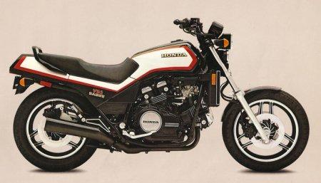 Honda 1984 VF1100S V65 Sabre