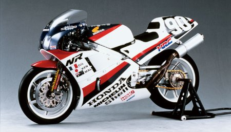 Honda 1987 NR750