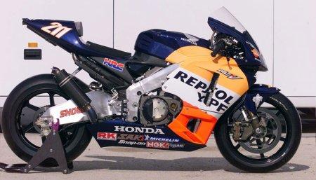 Honda 2002 RC211V