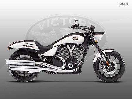 2010 Victory Hammer S
