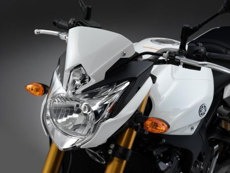2010 Yamaha FZ8 N / Fazer 8