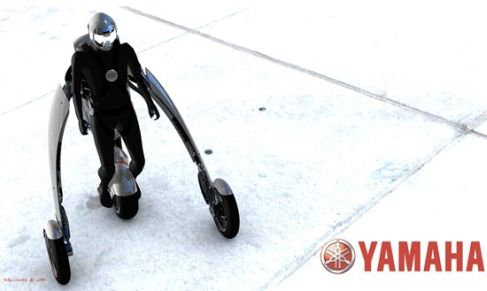 Deus Ex Machina. El futuro de las motos según Yamaha