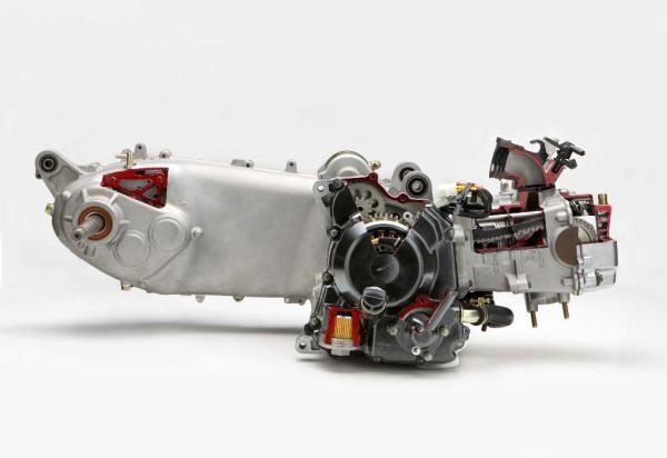 2010 Kymco Super Dink 300i