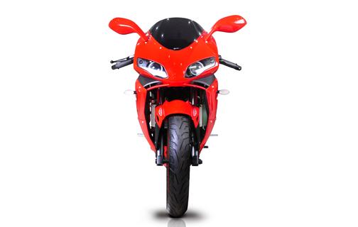 2010 Bennche Megelli 250R: tu pequeña ninja