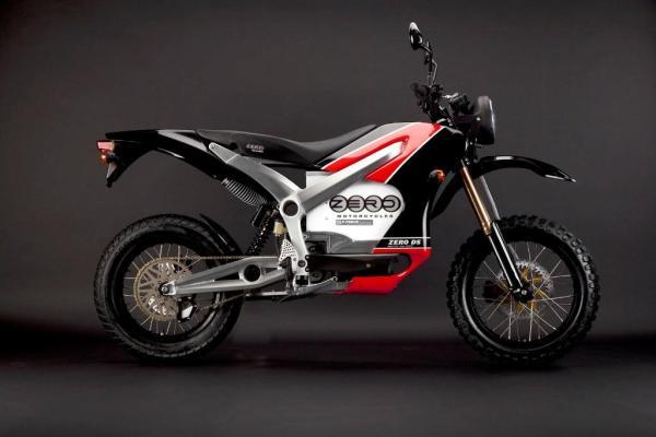 2010 Zero DS (Dual Sport): eléctrica para todo