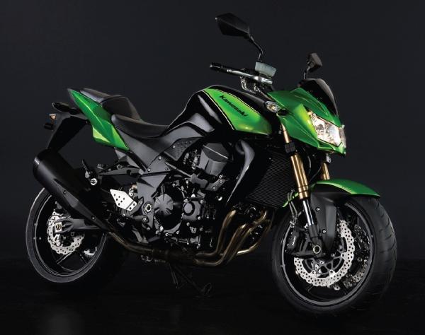 2011 Kawasaki Z750R