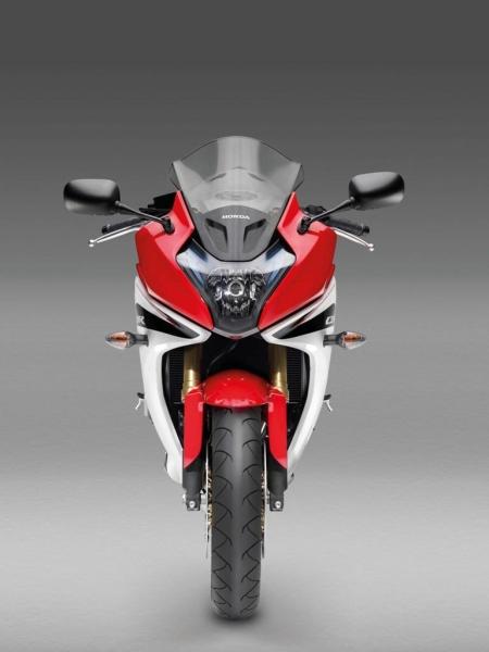 2011 Honda CBR 600 F: el mito regresa
