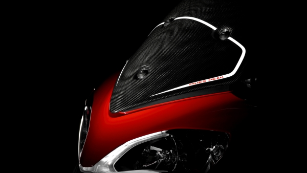 2011 Ducati Multistrada 1200 S Pikes Peak