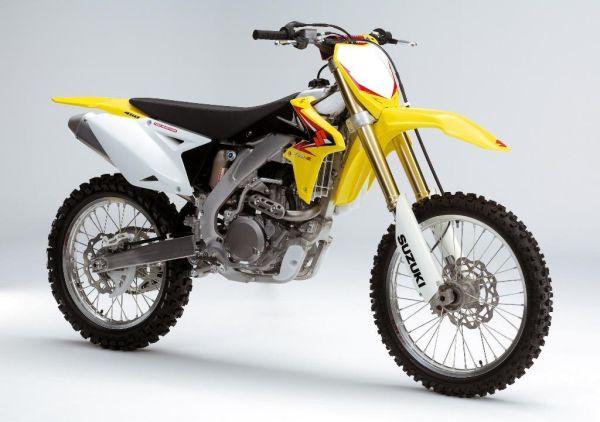 2011 Suzuki RM-Z 450