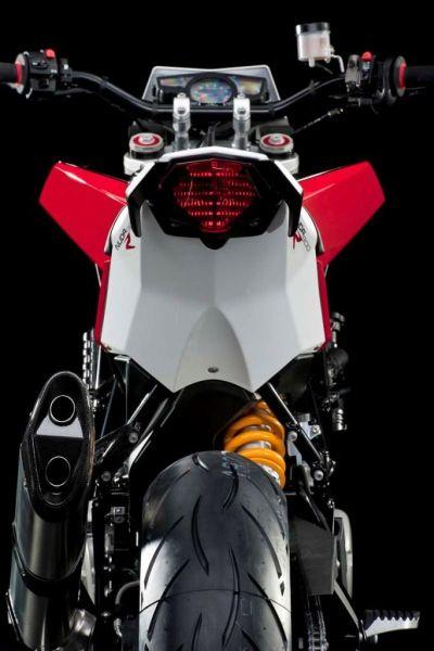 2012 Husqvarna Nuda 900 R