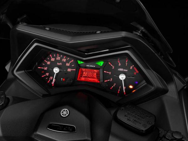 2012 Yamaha T-MAX 530
