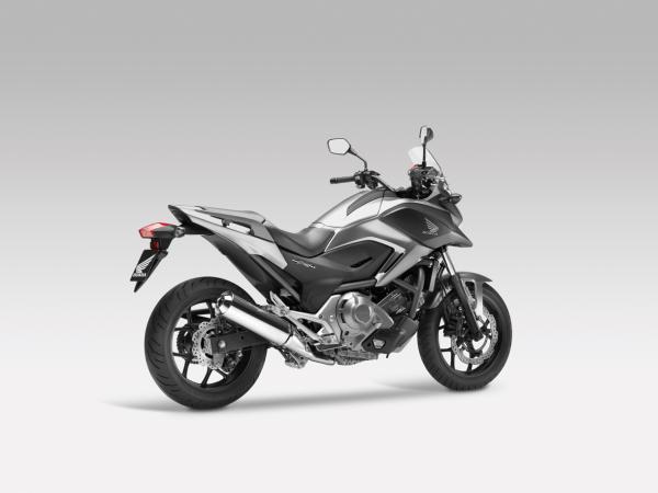 2012 Honda NC700X Crossrunner