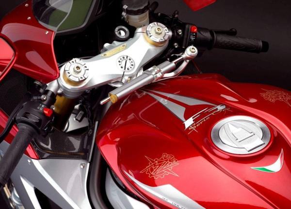2012 MV Agusta F3 675 Serie Oro