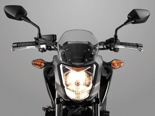 2012 Honda NC 700S