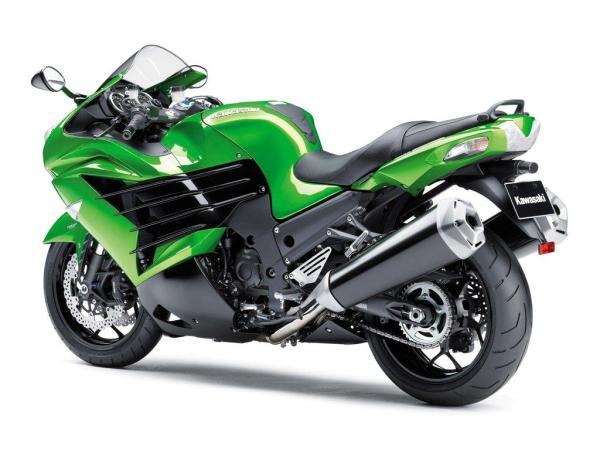 2012 Kawasaki ZZR 1400 ABS