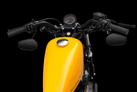 2012 Harley Davidson Sporster Forty-Eight XL1200X