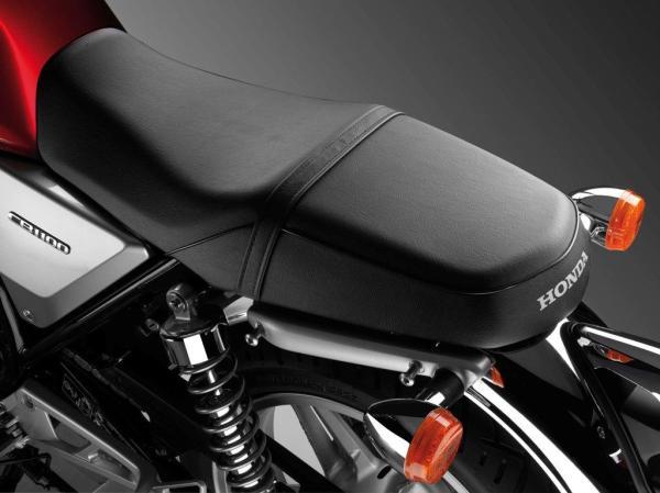 2013 Honda CB 1100: todo una clásica