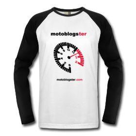 Camiseta motoblogster