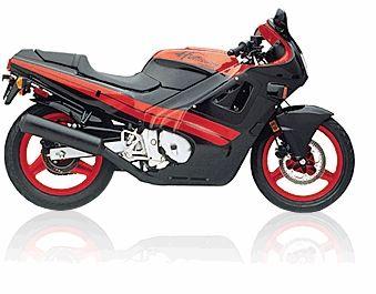 Honda CBR 600 1987