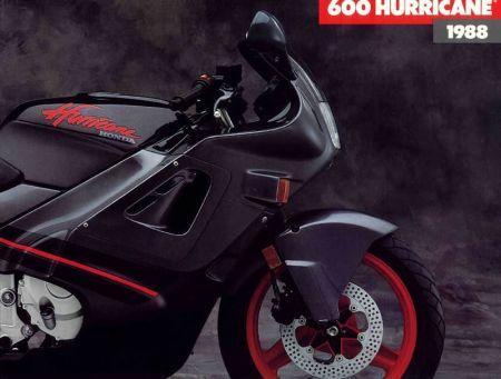 Honda CBR 600 1988