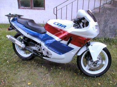 Honda CBR 600 1989
