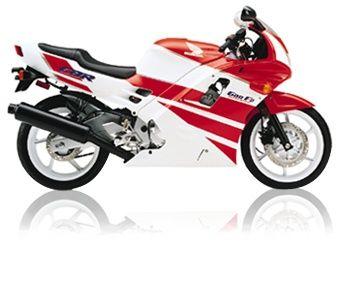 Honda CBR 600 1991