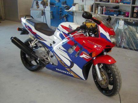 Honda CBR 600 1995