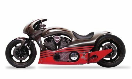 Shelby Motorcycle