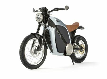 Enertia la moto eléctrica del presente…