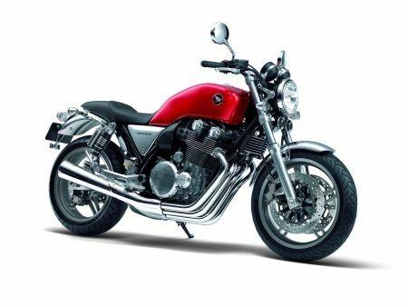 Honda CB 1100 F