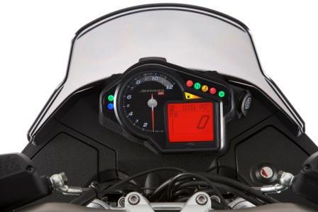 Aprilia Shiver 750 GT